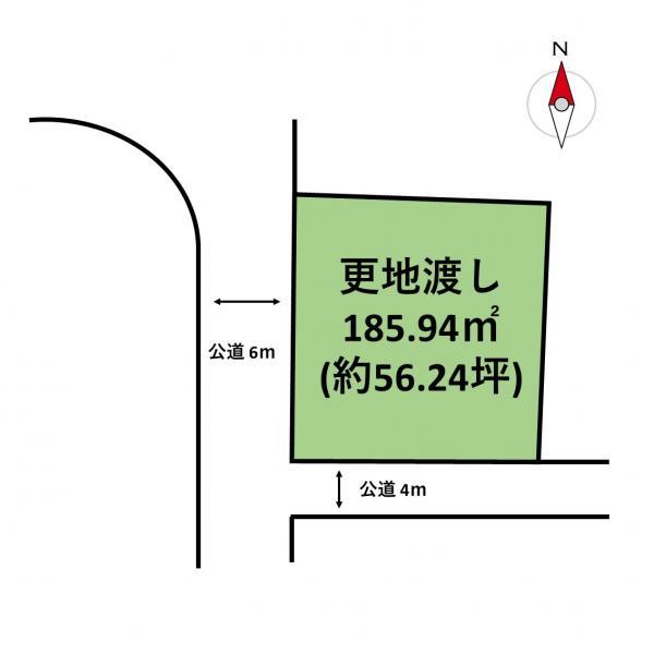 土地 岡山市中区雄町 山陽本線東岡山駅 1550万円