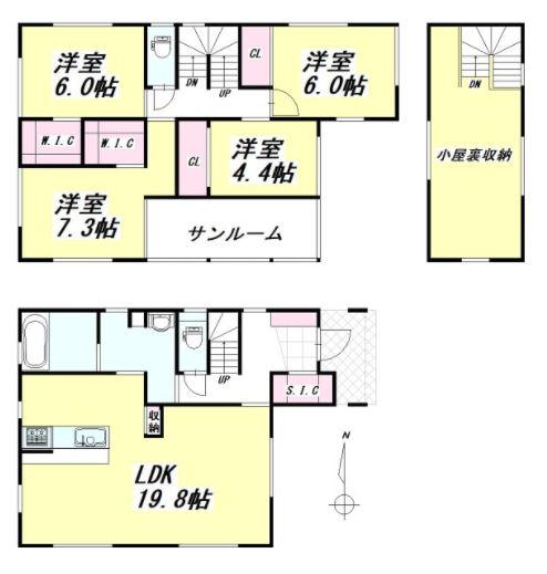 新築戸建 岡山市中区海吉 山陽本線岡山駅 2949万円