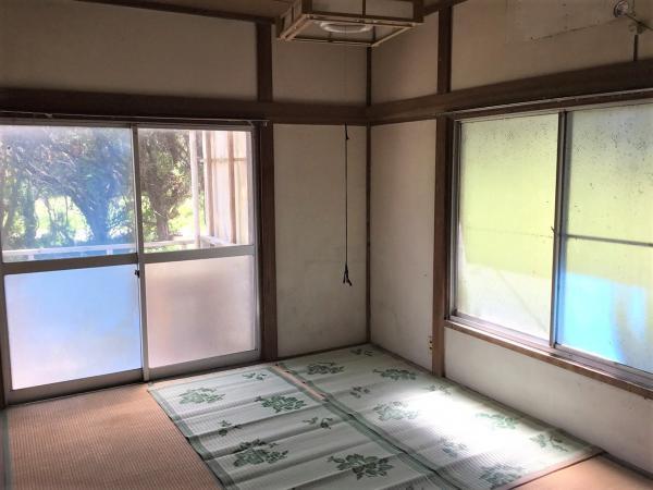 中古戸建 館山市宝貝字深田237番 JR内房線九重駅 840万円