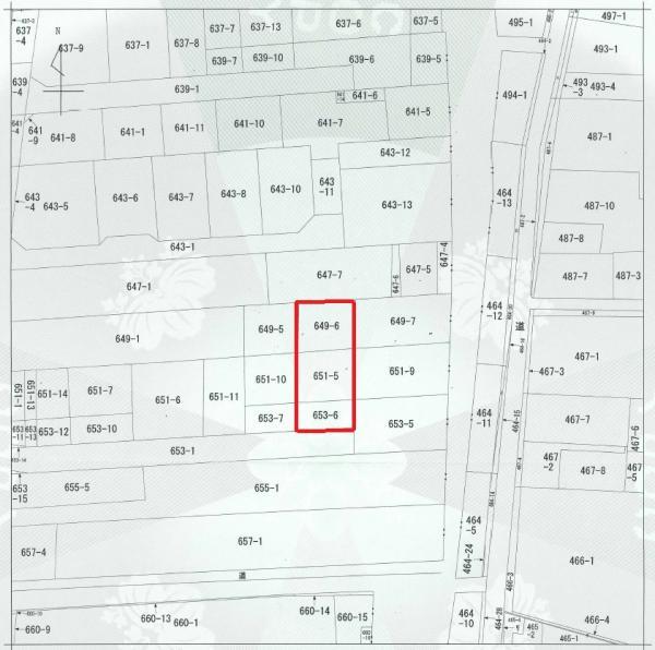 土地 千葉県館山市八幡649-6 JR内房線館山駅 1100万円