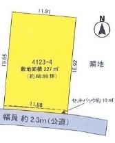 土地 土浦市並木5丁目 JR常磐線(取手〜いわき)土浦駅 720万円