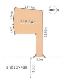 土地 稲敷郡河内町源清田 関東鉄道竜ヶ崎線竜ヶ崎駅 350万円