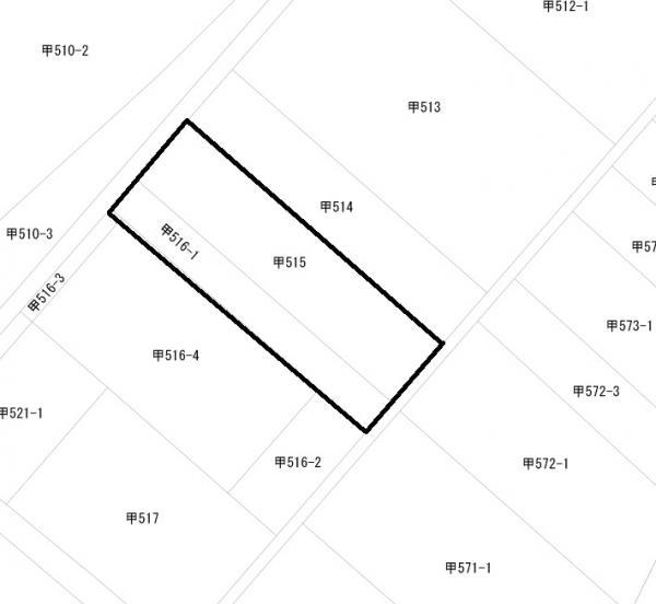 土地 稲敷市江戸崎甲 JR常磐線(取手〜いわき)荒川沖駅 590万円