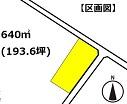 土地 土浦市上坂田 JR常磐線(取手〜いわき)土浦駅 580万円