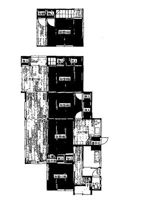 中古戸建 土浦市烏山4丁目 JR常磐線(取手〜いわき)荒川沖駅 680万円