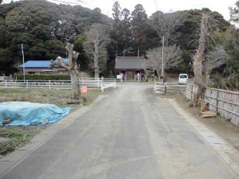 土地 茨城県稲敷市阿波崎 JR成田線下総神崎駅 240万円