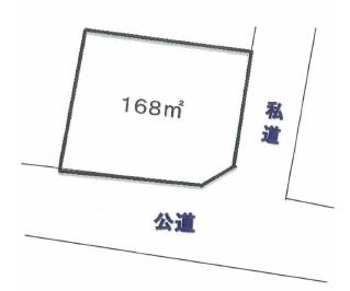 土地 茨城県土浦市中村西根 JR常磐線(取手~いわき)荒川沖駅 500万円