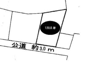 土地 茨城県土浦市中村西根 JR常磐線(取手~いわき)土浦駅 820万円