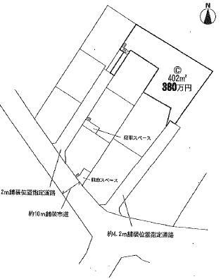 土地 茨城県土浦市右籾 JR常磐線(取手~いわき)荒川沖駅 280万円