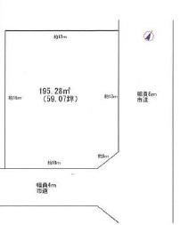 土地 茨城県土浦市桜ケ丘町 JR常磐線(取手~いわき)土浦駅 730万円