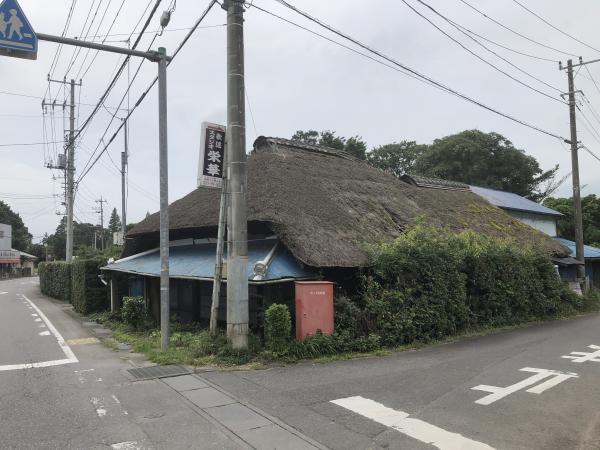 土地 茨城県稲敷市阿波 JR常磐線(取手~いわき)土浦駅 120万円