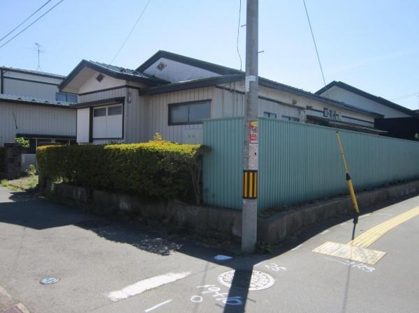 土地 秋田市東通観音前 JR奥羽本線秋田駅 1530万円