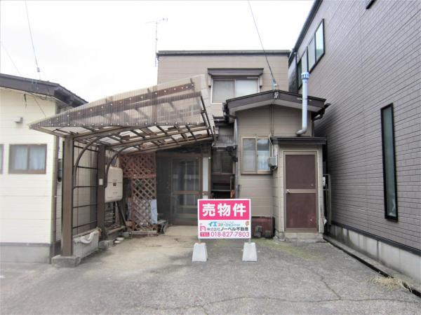土地 秋田市大町2丁目 JR奥羽本線秋田駅 640万円