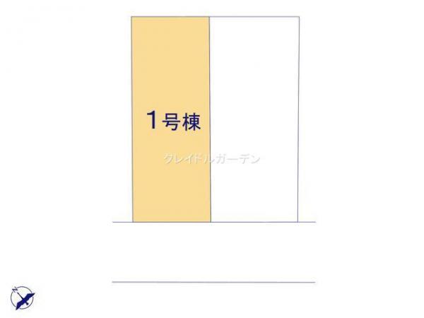 新築戸建 秋田市牛島南1丁目 JR羽越本線羽後牛島駅 1990万円