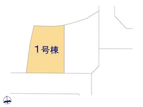 新築戸建 秋田市茨島7丁目 JR羽越本線羽後牛島駅 2090万円