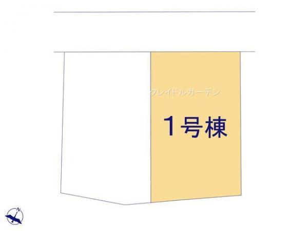 新築戸建 秋田市新屋日吉町 JR羽越本線新屋駅 2190万円