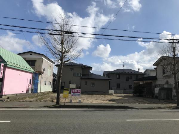 土地 秋田市土崎港東4丁目6-41 JR奥羽本線土崎駅 1180万円