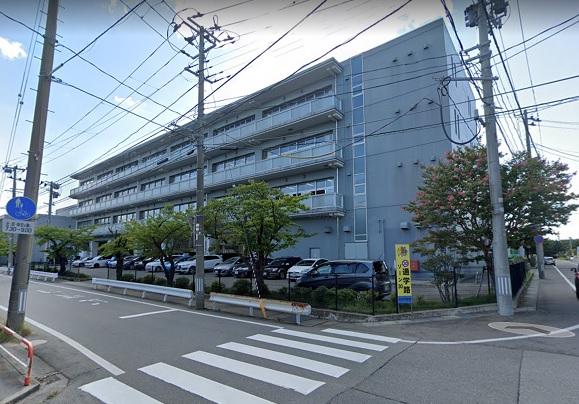 秋田市立山王中学校