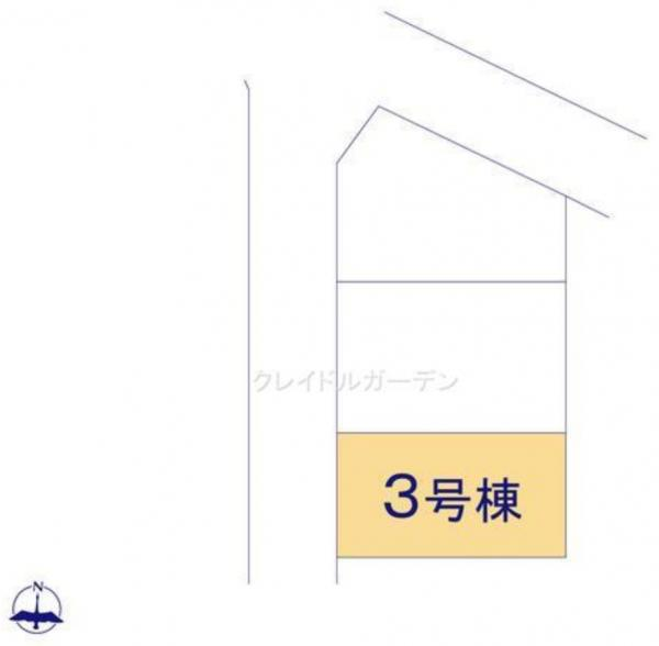 新築戸建 秋田市外旭川字三後田 JR奥羽本線土崎駅 2290万円