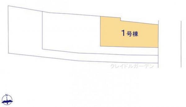 新築戸建 秋田市新屋栗田町 JR羽越本線新屋駅 2490万円