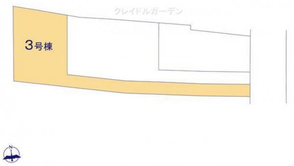 新築戸建 秋田市新屋栗田町 JR羽越本線新屋駅 2390万円