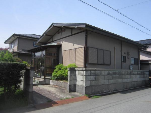 中古戸建 秋田市大住3丁目 JR羽越本線羽後牛島駅 1050万円