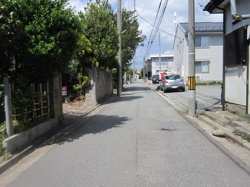 土地 秋田市千秋矢留町 JR羽越本線秋田駅 1800万円