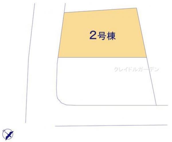 新築戸建 秋田市茨島4丁目 JR羽越本線羽後牛島駅 2390万円