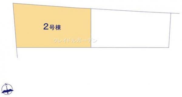 新築戸建 秋田市土崎港中央2丁目 JR奥羽本線土崎駅 2290万円