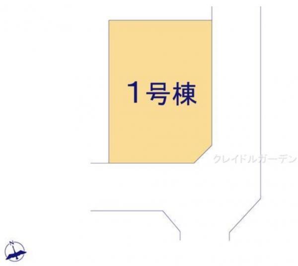 新築戸建 秋田市楢山城南町 JR羽越本線羽後牛島駅 2690万円