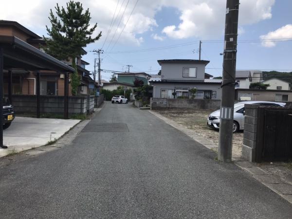 土地 秋田市横森1丁目 JR羽越本線秋田駅 1600万円