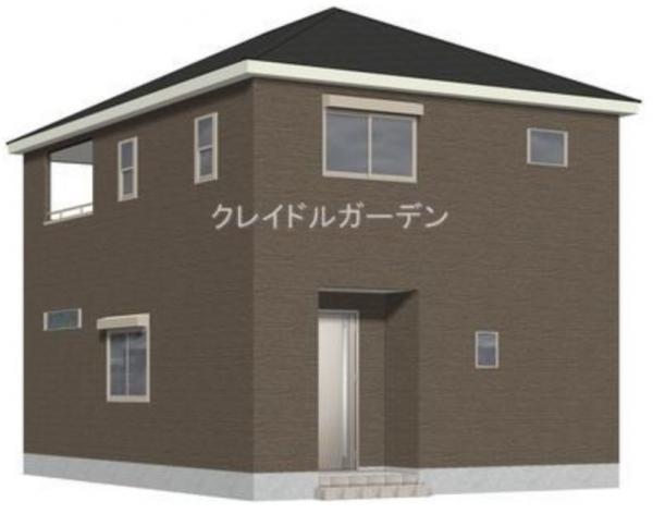 新築戸建 秋田市南通みその町 JR羽越本線秋田駅 3090万円