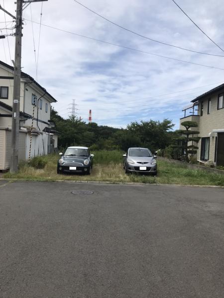 土地 秋田市飯島川端2丁目 JR奥羽本線上飯島駅 780万円