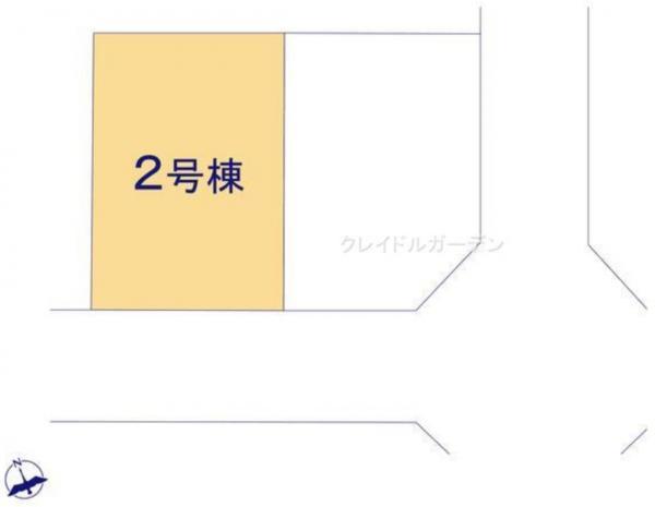 新築戸建 秋田市大住3丁目 JR羽越本線羽後牛島駅 2490万円
