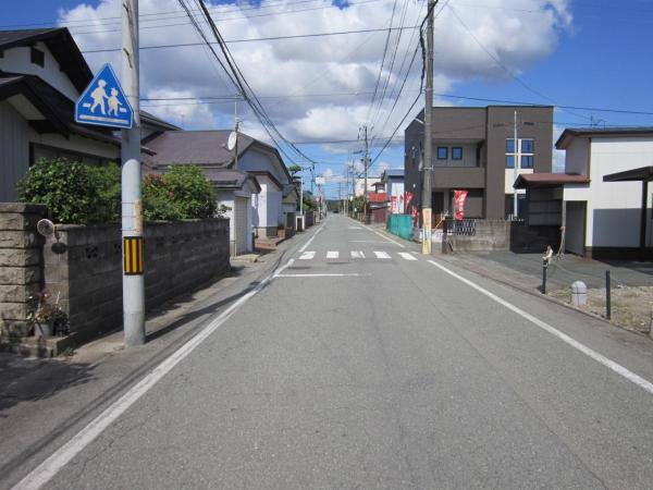 土地 秋田市土崎港北4丁目 JR奥羽本線土崎駅 1600万円