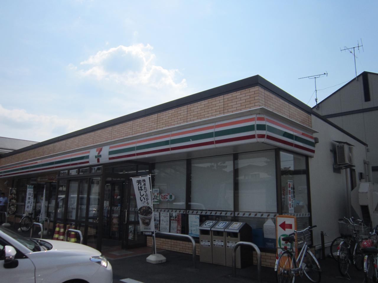 セブンイレブン 秋田保戸野桜町店