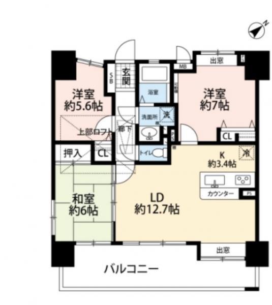 中古マンション 霧島市国分中央5丁目 JR日豊本線国分駅 1480万円
