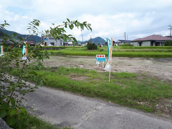 土地 霧島市隼人町東郷525-3 B区画 JR肥薩線日当山駅 430万円