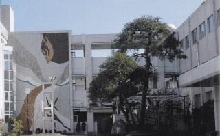 名古屋市立城山中学校