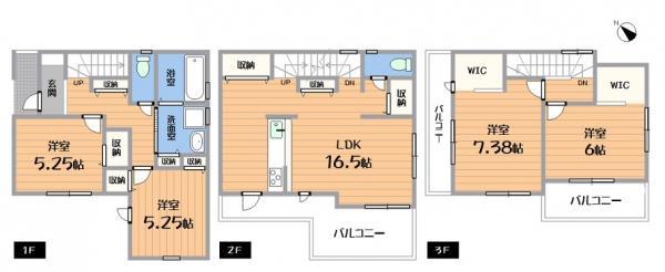 新築戸建 春日井市ことぶき町 JR中央本線春日井駅 2780万円