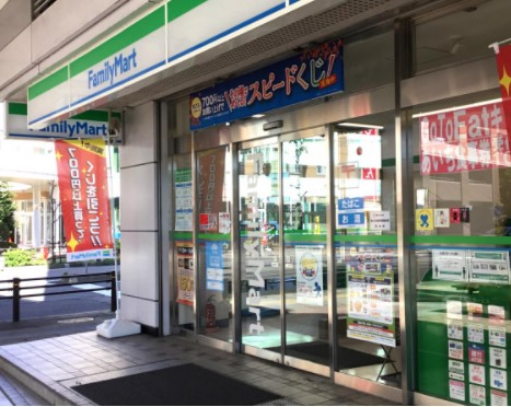 ファミリーマート 勝川駅北店