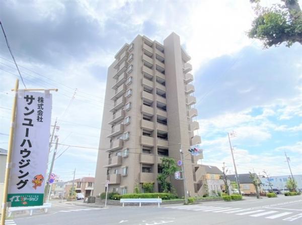 中古マンション 春日井市白山町6丁目 JR中央本線高蔵寺駅 2280万円