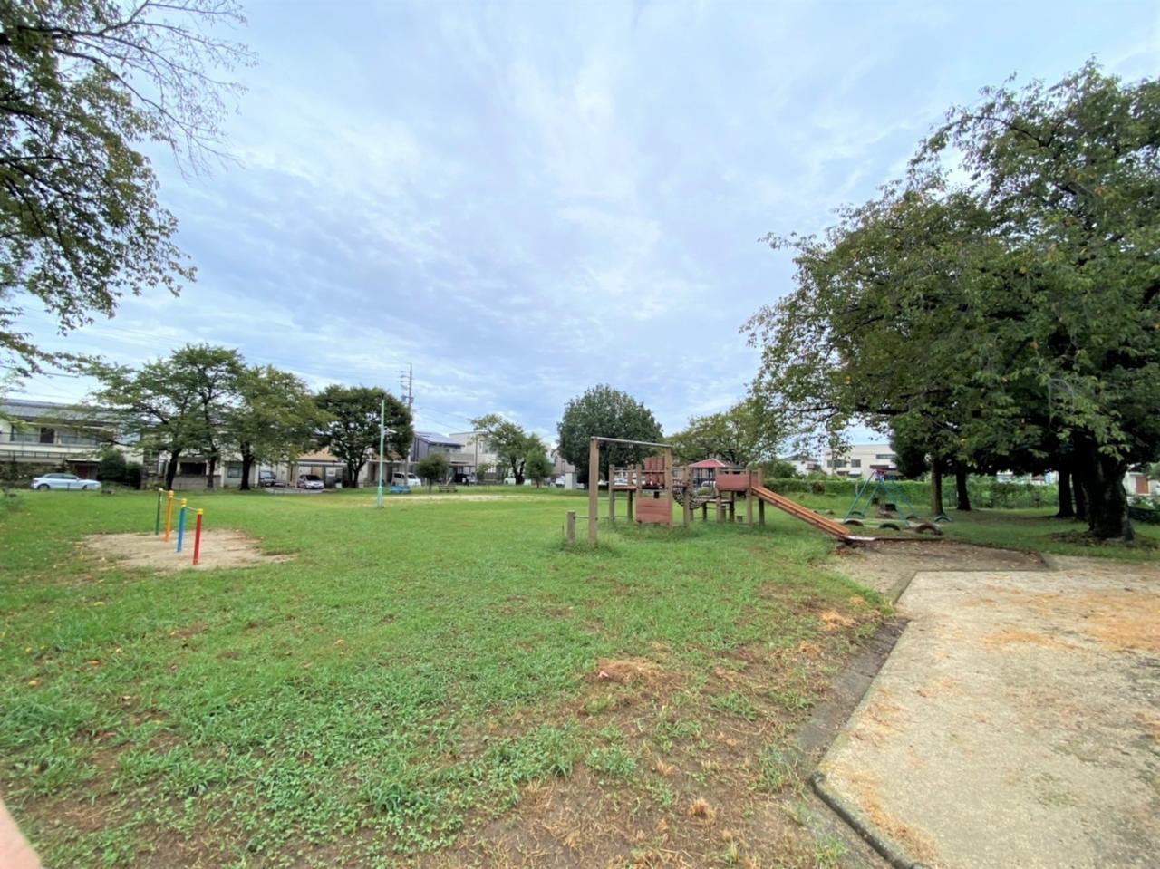 美濃前公園