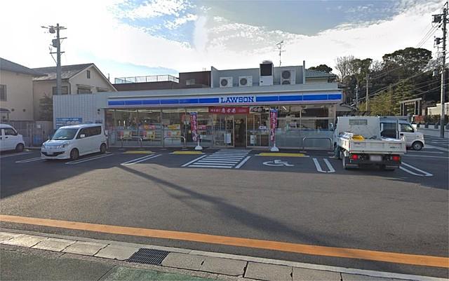 ローソン 千種楠元町店
