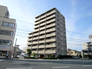 中古マンション 高知市高須2丁目6-56 とさでん交通後免線新木駅 1100万円