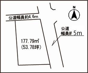 土地 高知市福井町 JR土讃線高知商業前駅 1800万円