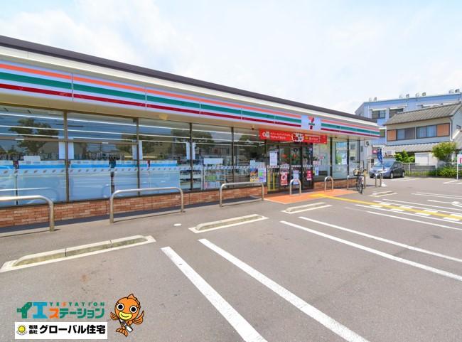 セブン-イレブン 高知駅北店