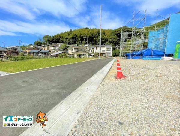 土地 高知市北秦泉寺 JR土讃線高知駅 1080万円