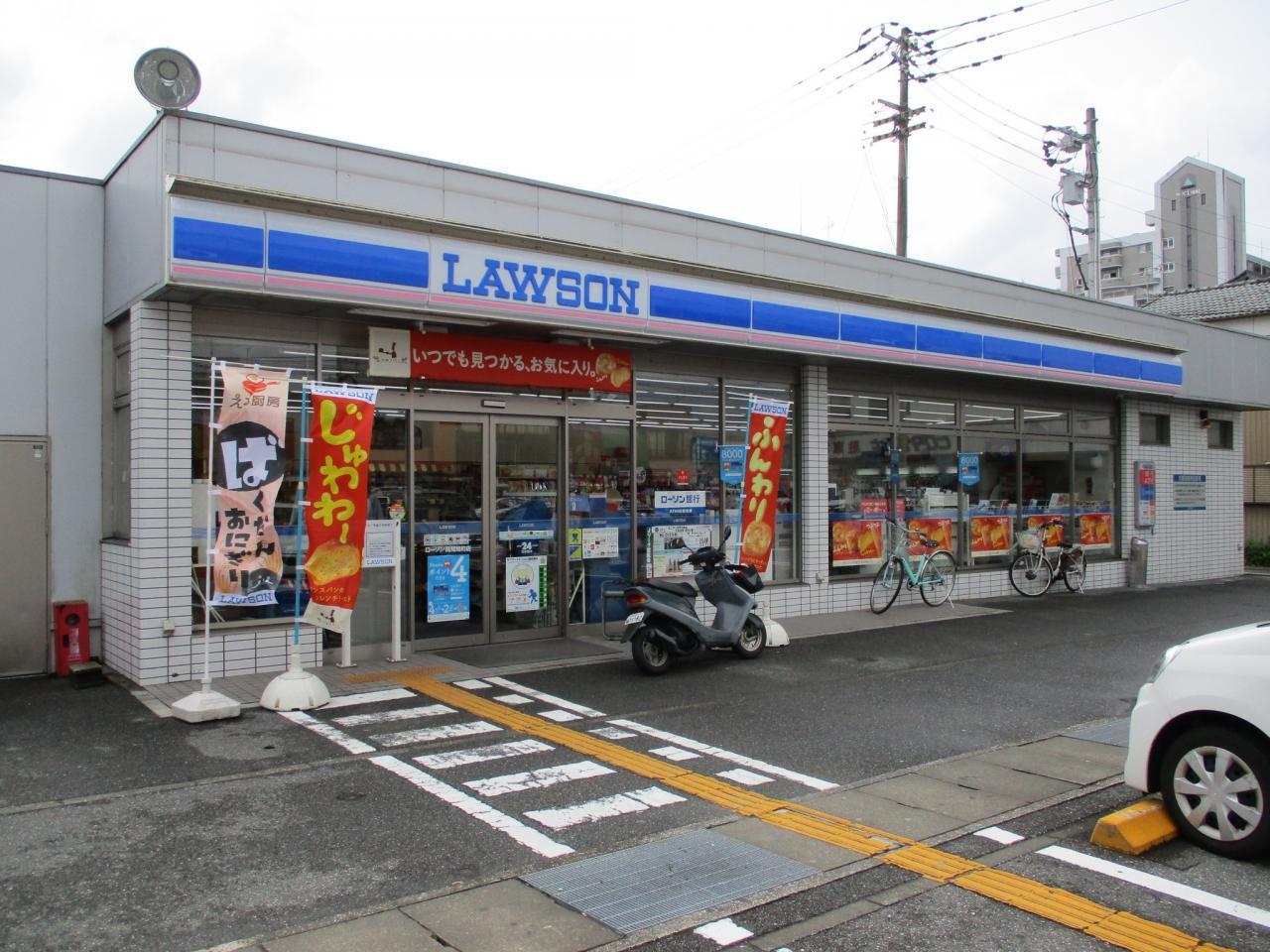 ローソン 高知小津町店