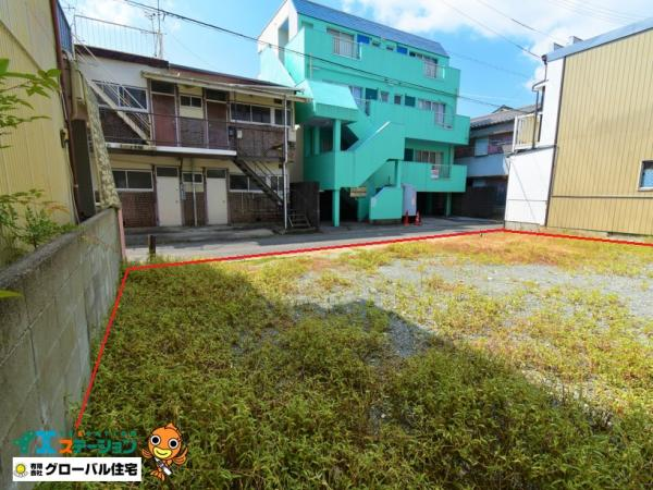 土地 高知市愛宕町3丁目 JR土讃線高知駅 1400万円
